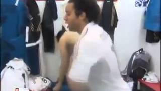 رقص بيبه و مارسيلو على اغنيه هاتى بوسه يابت