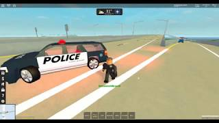 Roblox Police Pursuit