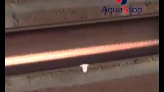 видео Гидроизоляционная мастика акриловая «AQUASTOP» (белый) 1 кг - Мастика - Материалы для внутренней отделки - Плитка - Сантехника. Мебель. Плитка