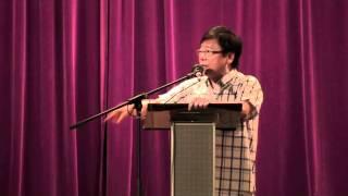 2011.06.28辛亥革命百週年演講 - 伯特利中學 (4