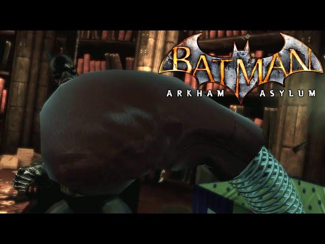 Batman Arkham Asylum - Desvendando A Trolagem
