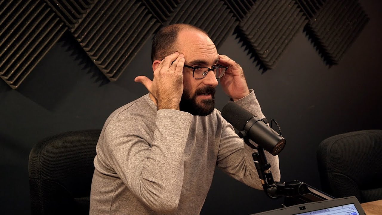"Vsauce Describes Taking ""Truth Serum"""
