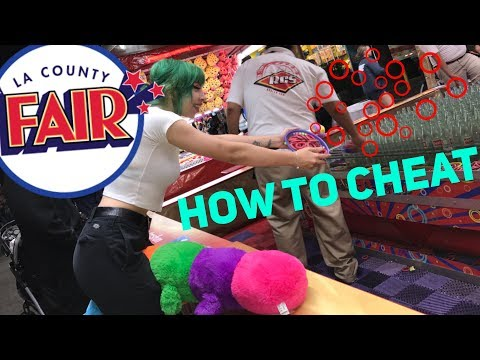 How To Cheat At Carnival Games