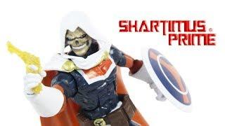 Marvel Legends Taskmaster Avengers Infinity War Thanos BAF Wave Hasbro Comic Action Figure Toy Revie