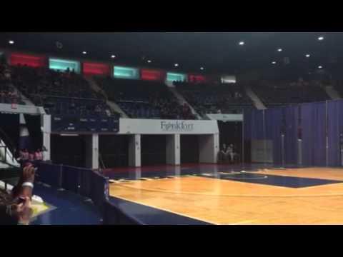 Martha Lane Collins High School Hip Hop State 2016