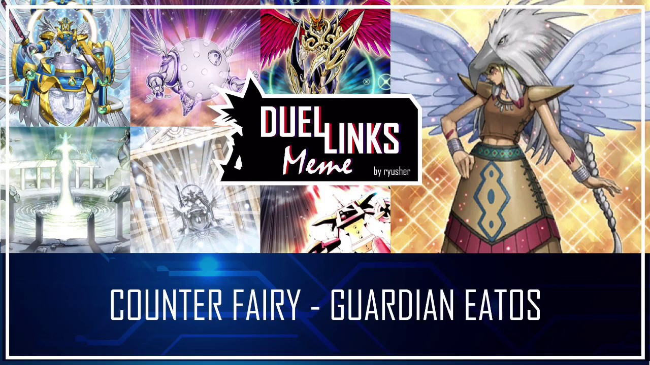 Repeat Counter Fairy Deck - GUARDIAN EATOS - Think before