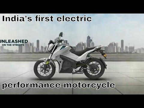 Did you know? 1st Indian electric performance motorcycle|Tork