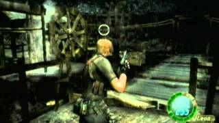Resident Evil 4 Wii Edition [6] Contro El Gigante! Las Plagas! Salviamo Ashley!