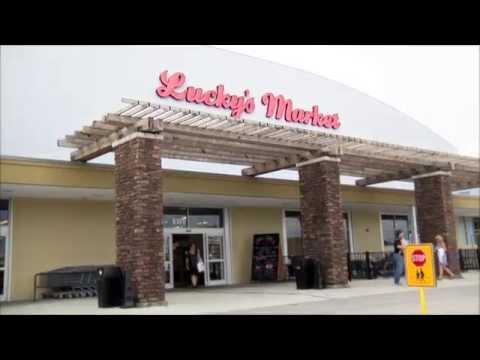CAT-TV & Lucky's Market (Columbia) Bags For Change June-Sept 2015