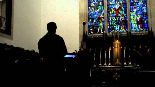 """Motet 4 from """"Quatre Motets"""" by Marcel Dupre"""