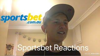 Sportsbet Reactions