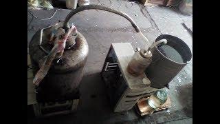 Доработка Старого самогонного аппарата! 2 литра в час!