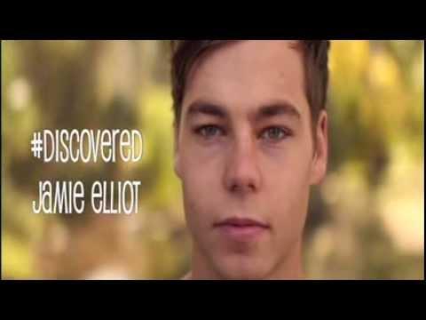 Jamie Elliot discovered