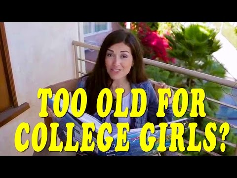 Too Old For College Girls  Funny College   Jason Sereno feat. Christiann Castellanos