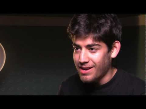 Aaron Swartz - On Peer To Peer, Digital Rights Management an