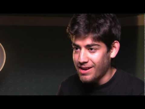 Aaron Swartz - On Peer To Peer, Digital Rights Management and Web 2.0