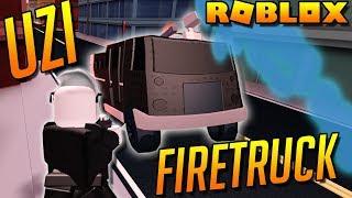🔴Roblox 🔥 UPDATE IST HIER! FIRE TRUCK, FIRE, AND THE UZI 🔥 + Minispiele | Roblox Jailbreak LIVE 🔴