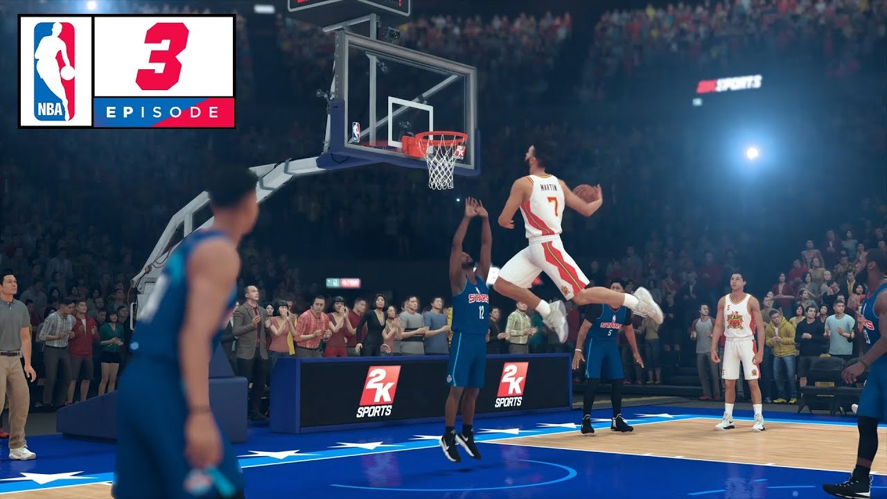nba 2k19 the prelude - part 3