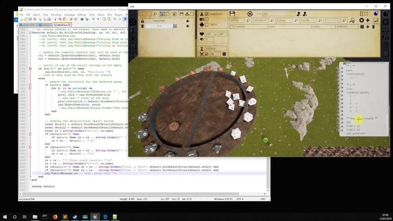 YAG (table jdr virtuelle) - CasusNO