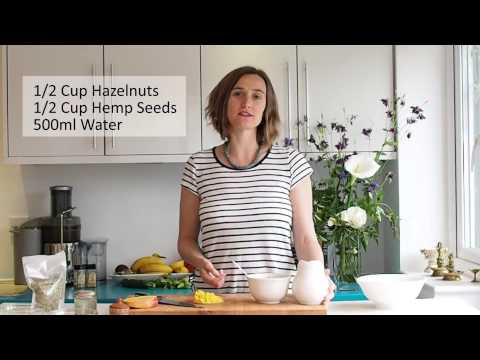 Saskia's Raw Food Recipes: Vitality Boost Muesli