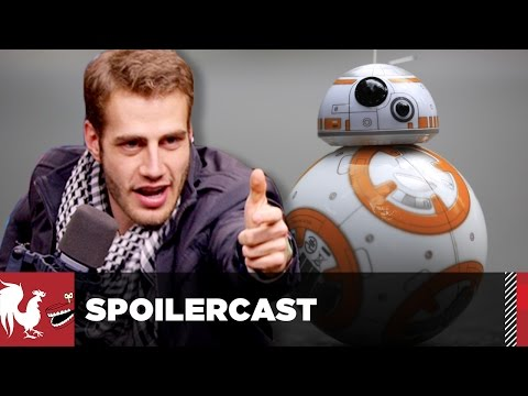 Star Wars: The Force Awakens Spoilercast [Spoilers]