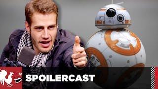 Star Wars: The Force Awakens Spoilercast [Spoilers] | Rooster Teeth