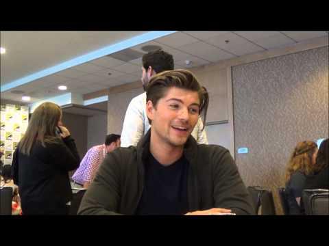 Scream Q&A with Amadeus Serafini (SDCC 2015) streaming vf