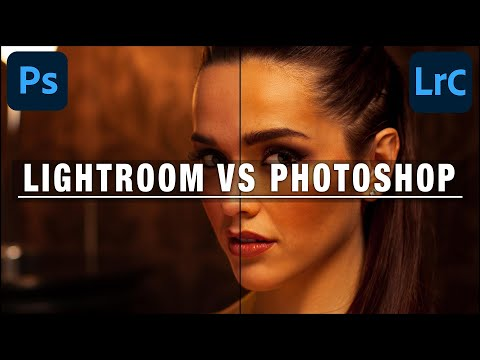 Lightroom Or Photoshop? – Why You Need To Use Both