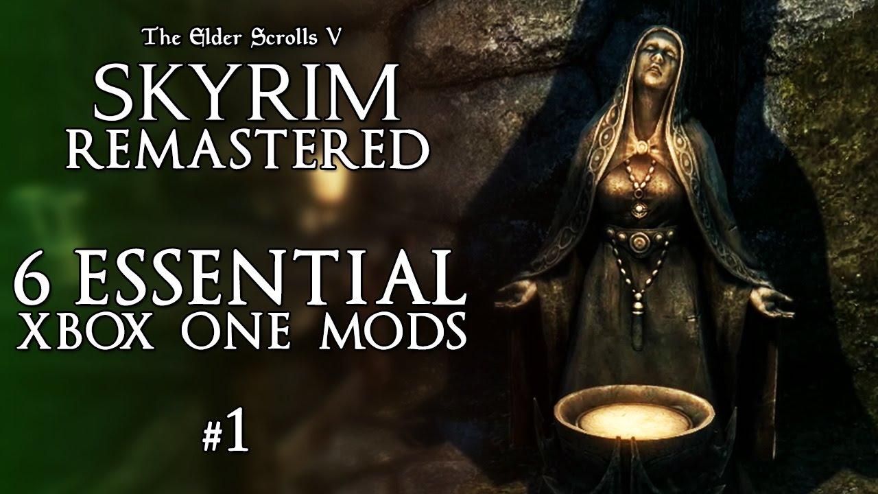 skyrim special edition xbox one mod limit