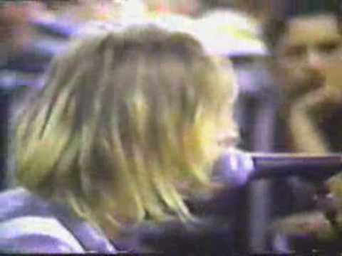 Nirvana - Smells like teen spirit live (Beehive Music Store)