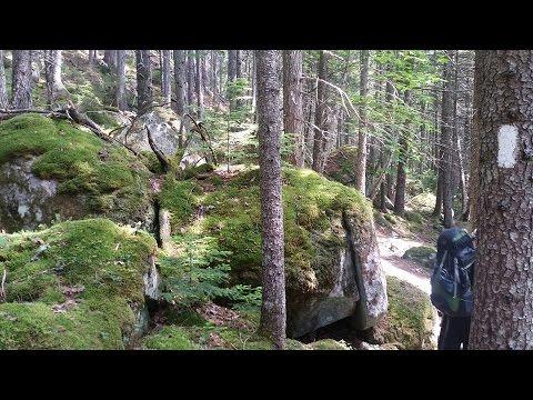 Maine -  The Beginning - Southbound Appalachian Trail Thru Hike 2014