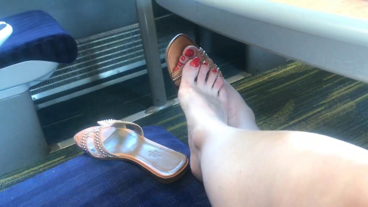 Hermes sandals tease