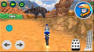 Bike Racing Dino Adventure 3D Game #Dirt Motorbike Racer #Bike Games To Play