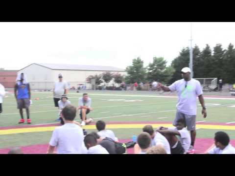 TwinSportsTV: QB READY CAMP BY RON VEAL
