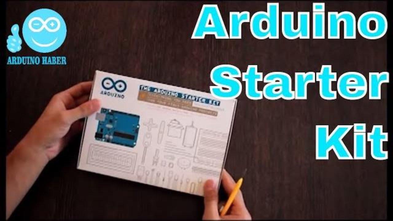 Arduino starter kit kutu açılımı doovi