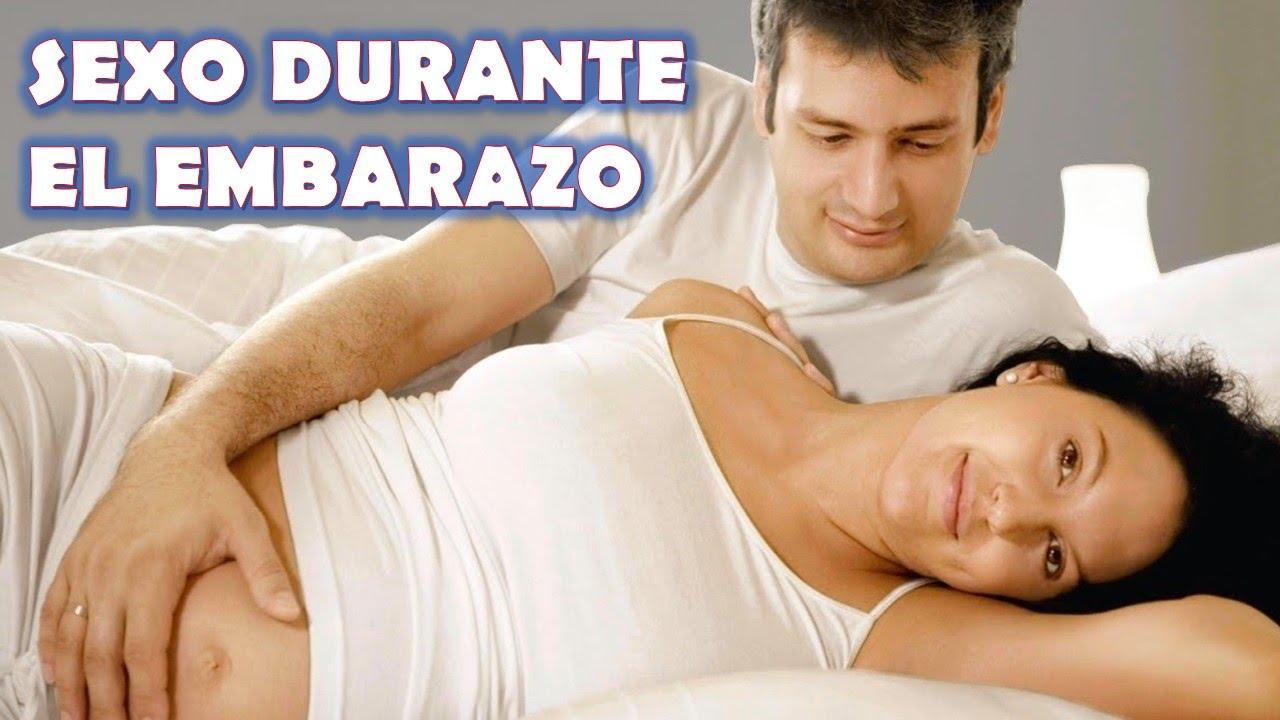 Hombres y sexo durante el embarazo
