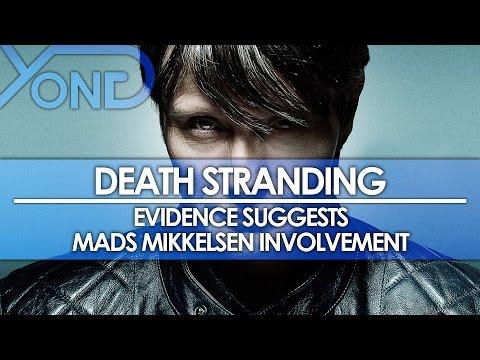Death Stranding - Evidence Suggests Mads Mikkelsen Involvement