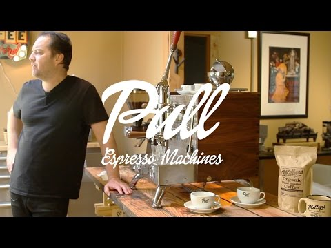 Pull Espresso Machines - How to Clean your Pull Espresso Machine