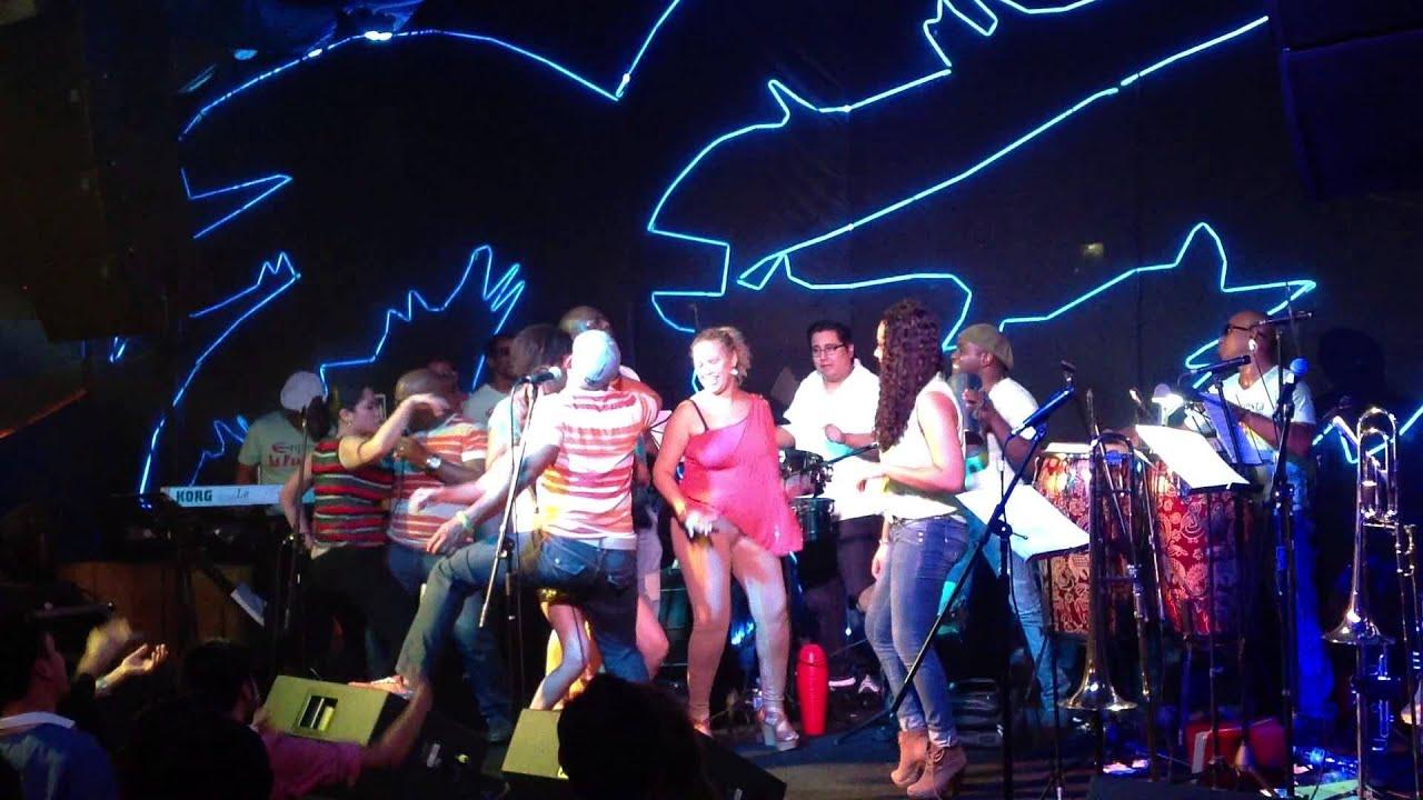 Orquesta la farandula en mojitos night veracruz youtube for Chimentos de la farandula