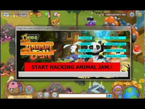 Animal Jam LATEST HACKING PROGRAM TO GET ANYTHING YOU WANT FREE NO SURVEYS