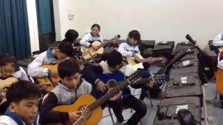 Câu lạc bộ guitar THCS Nguyễn Thiện Thuật