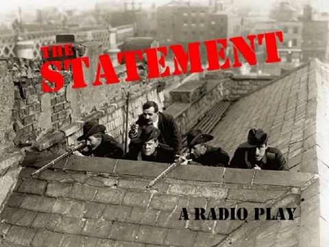 The STATEMENT----- A RADIO PLAY.