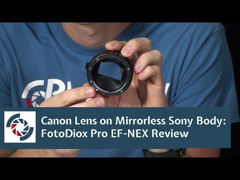 canon-lens-on-mirrorless-sony-body:-fotodiox-pro-ef-nex-review