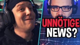 Kritik an HerrNewstime & Co. - Unnötige News? 🤔 | MontanaBlack Stream Highlights