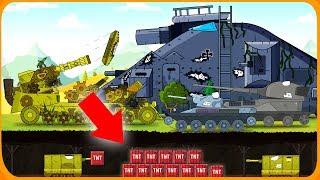 Атака железного капута - Мультики про танки