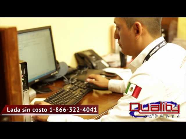 Quality Imports Laredo TX Travel Video
