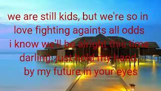 lirik lagu ed sheeran _ perfect