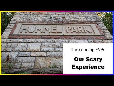 Hummel Park Omaha - A Scary Experience