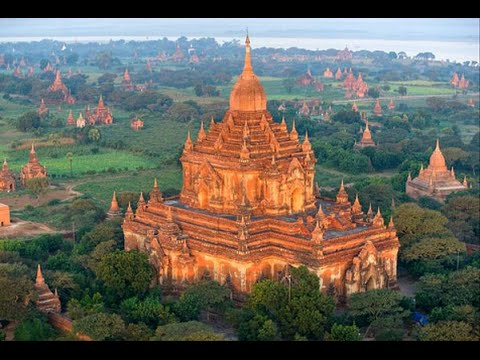 Bagan, City in Myanmar - Best Travel Destination