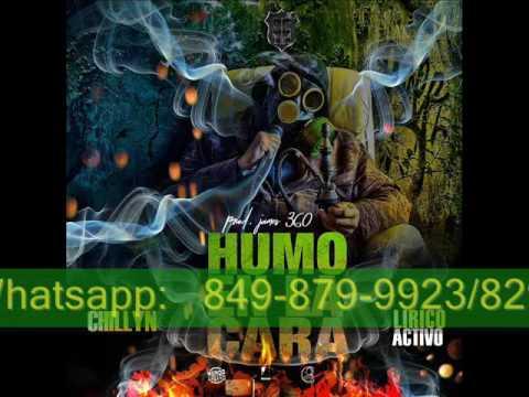 Humo En La Cara - Lírico Activo feat Chillyn (B&C Klan)